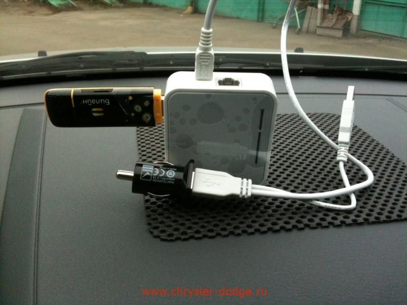 Мобильный роутер своими руками 50
